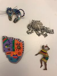 Fun pins, $6 each  Alexandria, 22301