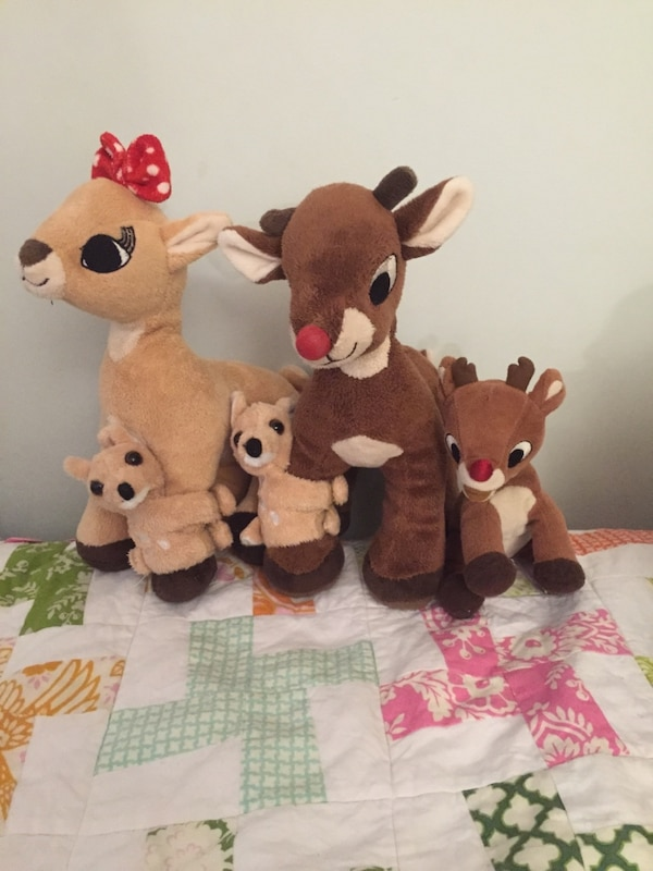 Rudolph and clairese family