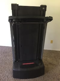 black and red automatic treadmill Fresno, 93722