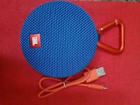 black and blue JBL portable speaker Ottawa, K1T 1W1
