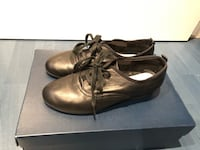 Goat leather women's Oxford shoes size 7