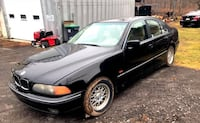 BMW - 5-Series - parts only not selling as whole Covington Township