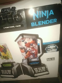 black Ninja Blender blender box Colorado Springs, 80918