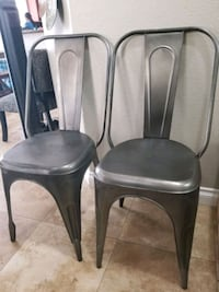 2 chairs from world market Henderson, 89074