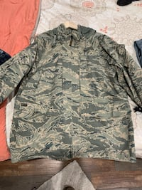 Official Military Parka Jacket Manassas, 20112