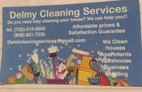 Cleaning services we Clean hauses  apartments Plainfield