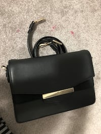 Kate spade double flap bag