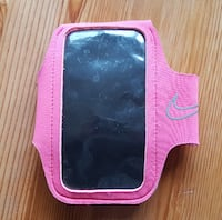pink and black leather wallet Vancouver