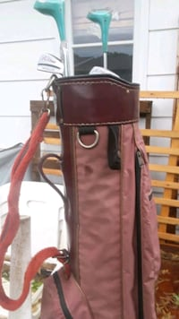 Antiqued Golf Club Bag Urbandale, 50322