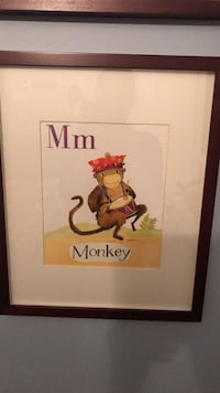 Pictures for a kids room or nursery  Brampton, L7A 1P3