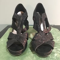 Black Sparkle Heels Ashburn, 20148