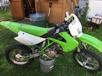 2003 kx 85 runs great new top end was put in by a professional barely rode on the new top end interested in trades for atv or dirt bikes  Rochester, 03867