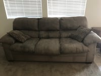 Couch and loveseat TUCSON