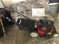 Toro 21 inch mower with bagger and discharge plate Kennesaw, 30152