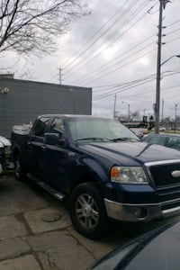 2006 Ford F-150 XLT 4x4 SuperCrew 157-in