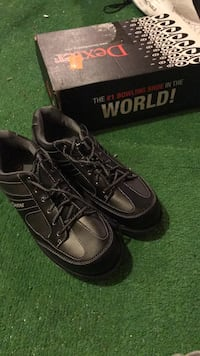 Men Bowling shoes left handed