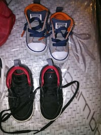 Toddler Nike's and chuck Taylor's Compton, 90222