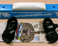 Snowboard Addiction Job board and balance bar Brampton, L6R 3L3