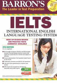 SEALED Barron's IELTS with MP3 CD Montréal, H3G 2K1