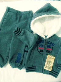Boy Toddler 2 pc outfit /sweatsuit  Schenectady, 12303