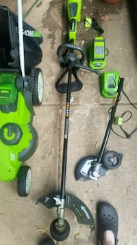Greenworks weed wacker / edger  Baltimore