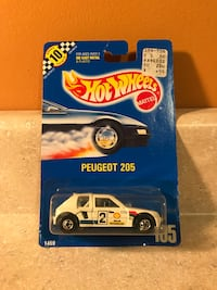 Hot Wheels Peugeot 205 Portland, 97267