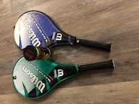 Tennis rackets and balls 20.00 for everything. Like new. New Hampton, 10958