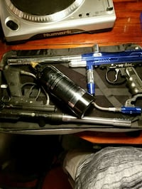 blue and black paintball gun Gainesville, 20155