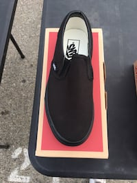 Slip on Vans- prices are not negotiable