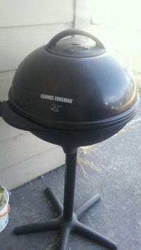 black George Foreman electric grill North Bend, 97459