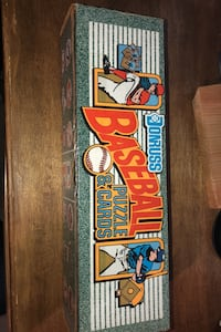 Donruss baseball cards and puzzle  West Hempstead, 11552
