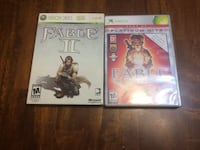 Fable The Lost Chapters & Fable II Limited Collector's Edition  North Vancouver, V7P 1S3
