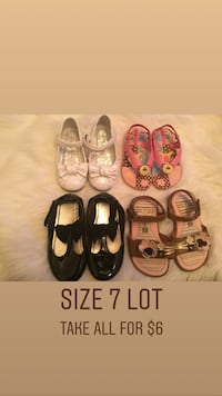 Baby/Toddler Shoes, EUC some never worn Vancouver, V5T