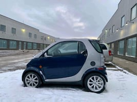 2006 Smart car Two