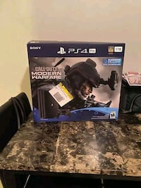 Ps4 with call of duty
