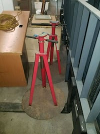 Universal adjustable stands Mississauga, L5M 4A3