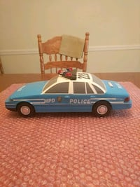 VINTAGE TOY POLICE CAR/ SOUNDS Allentown, 18104