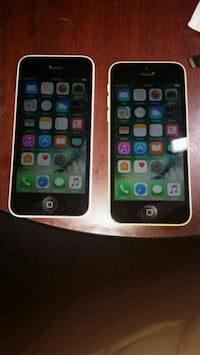 Unlocked iPhone 5c's Anchorage, 99501