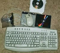 black and gray corded keyboard Whitby, L1R 1P3