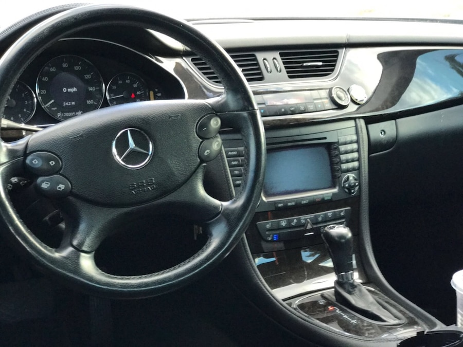 Used 2006 Mercedes Benz Cls 500 In North Fort Myers