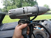 gray corded impact wrench Channelview