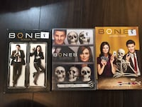 Bones DVD box sets Surrey, V4N 6K6