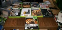 Xbox 360 games 5$ each Waterloo, N2J 2A2