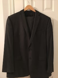 CALVIN KLEIN dark grey men suit  Reston, 20194