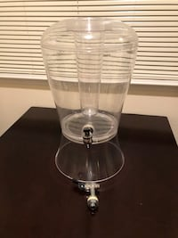 clear glass candle holder with clear glass candle holder San Diego, 92108