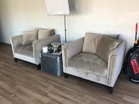 Luxury sofa chairs 149 each Scottsdale, 85251