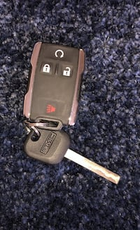 GMC key smart key orginal Toronto, M9A 4Y3