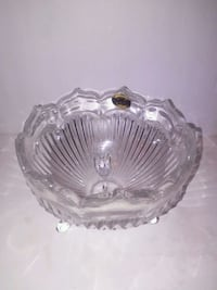 clear cut glass punch bowl West Columbia, 29169
