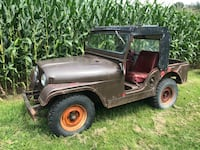 1956 Willy's universal 4WD  Ralpho, 17824