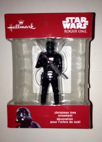 Hallmark 2016 Star Wars Rogue One Trooper Ornament London